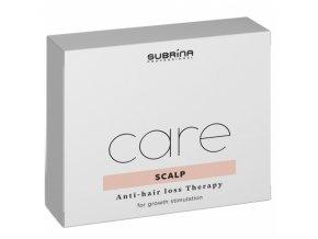 SUBRÍNA Care Scalp Anti-Hair Loss Therapy 5x10ml - serum proti padání vlasů