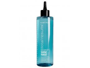 MATRIX Total Results High Amplify Shine Rinse 250ml - hydratační péče pro lesk a pružnost vlasů