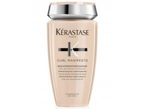 KÉRASTASE Curl Manifesto Bain Hydratation Douceur 250ml - šampon pro vlnité a kudrnaté vlasy