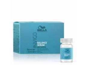 WELLA Invigo Balance Serum 8x6ml - sérum proti vypadávání vlasů