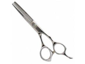 PRO FEEL JAPAN GX-35 EFIL Damask design - profi efilační nůžky na vlasy 5,5'
