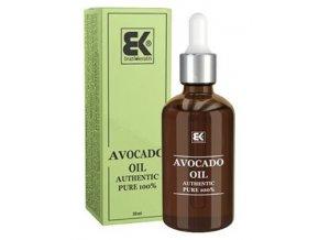 BRAZIL KERATIN Avocado Oil Authentic Pure 100% 50ml - přírodní avokádový olej
