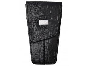 SIBEL 0151013 Slim Boy 2 - Kadeřnická kapsa na opasek - černá