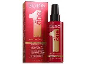 REVLON Uniq One All In One Hair Treatment 150ml - bezoplachová regenerační vlasová kúra