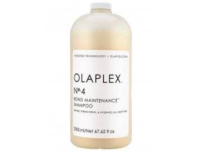 OLAPLEX No.4 Bond Maintenance Shampoo 2000ml - šampon pro obnovu poškozených vlasů