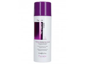 FANOLA No Yellow Thermo-Protective Cream 150ml - termoochranný krém pro blond vlasy