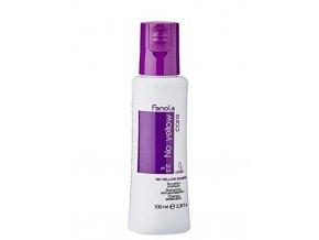 FANOLA No Yellow Shampoo 100ml - šampon pro blond, melírované a šedivé vlasy