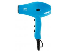 FOX Smart Blue Kadeřnický profi fén na vlasy s ionizací 2100W - modrý