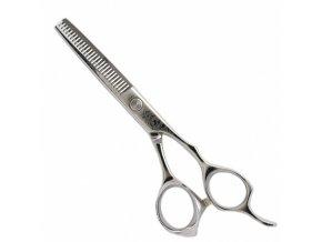 PRO FEEL JAPAN GX-28 EFIL Damask design - profi efilační nůžky na vlasy 5'