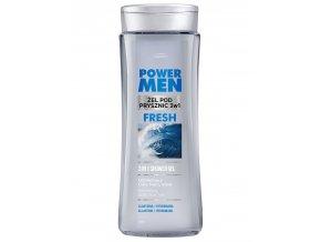 JOANNA POWER Men FRESH Shower Gel 3in1 300ml - osvěžujíující sprchový gel pro muže