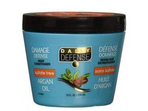 DAILY DEFENSE Argan Oil 3min Treatment 147ml - maska na vlasy s arganovým olejem