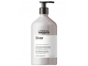 LOREAL Professionnel Expert Magnesium Silver Shampoo 750ml - šampon pro bílé a melírované vlasy