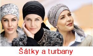 šátky a turbany