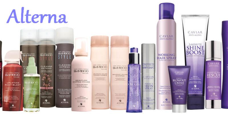 Prodej kosmetiky Alterna