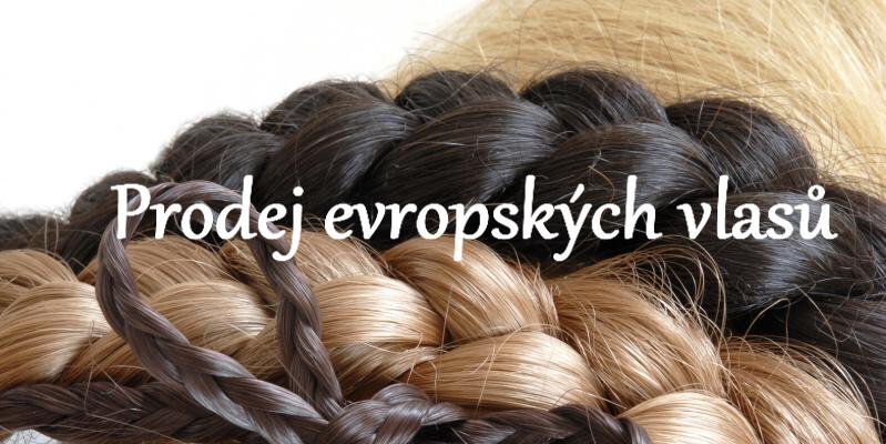 Prodej evropské vlasů, středoevropské vlasy a indické vlasy