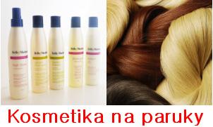 Kosmetika pro paruky