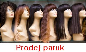 Paruky z pravých vlasů