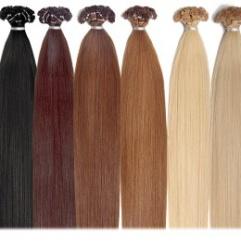 Asijské vlasy