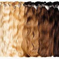 Jednotlivé copy vlasů