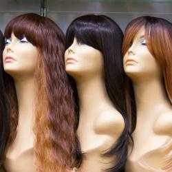 Paruky z Indických vlasů