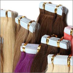 Vlasové pásky na prodlužování vlasů