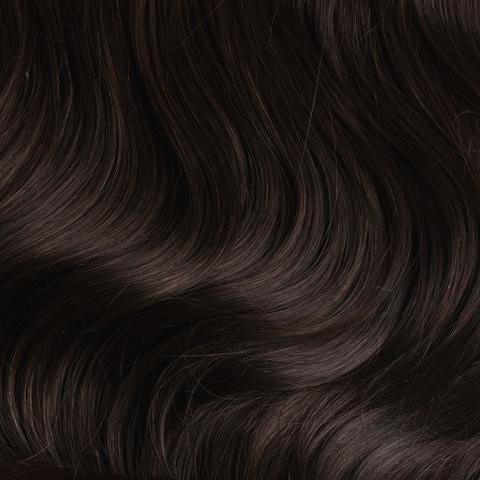 Východoevropské vlasy tmavé odstíny
