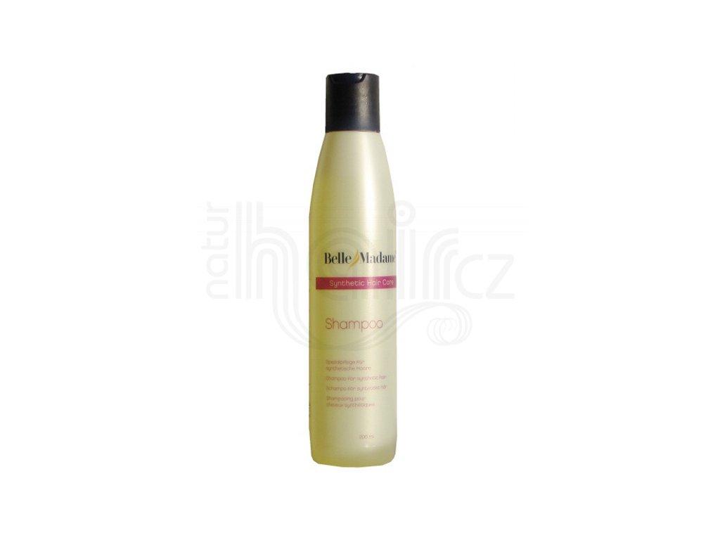 Šampon pro paruky z umělých vlasů