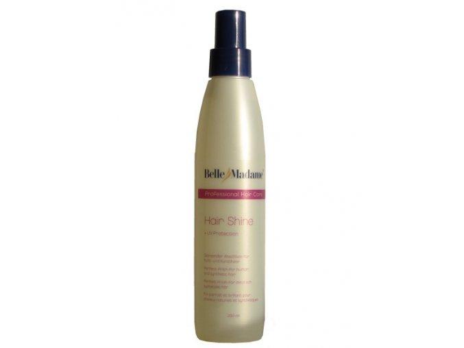 Lesk pro paruky z pravých a umělých vlasů