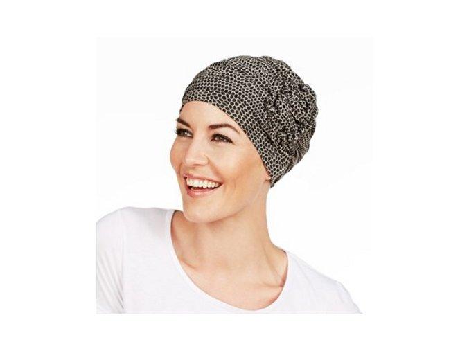 šátek dámský turban