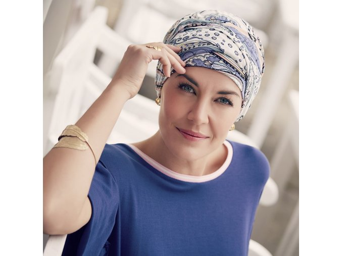 šátek turban karma
