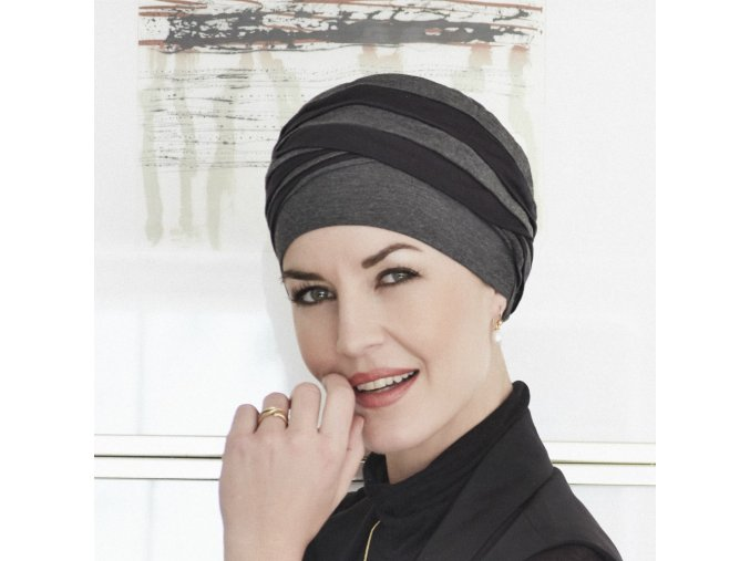 šátek turban lotus