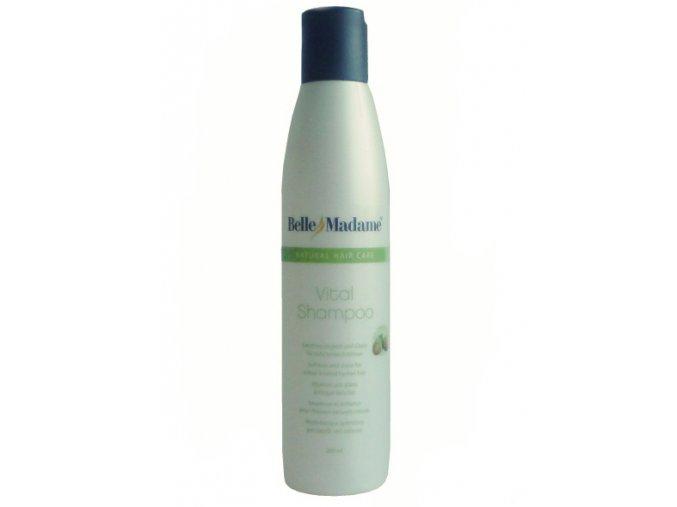 šampon na paruky z pravých vlasů a prodlužování