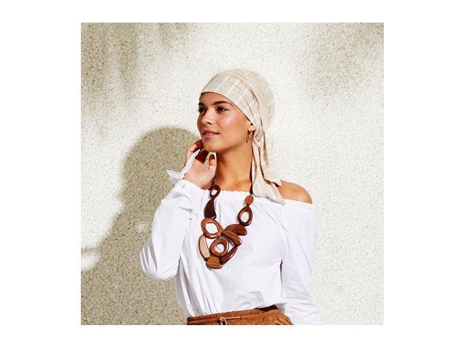šátek turban 1259 0494ny