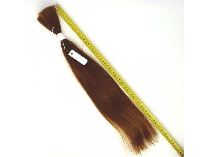 Evropské vlasy výběr, barva blond tmavá