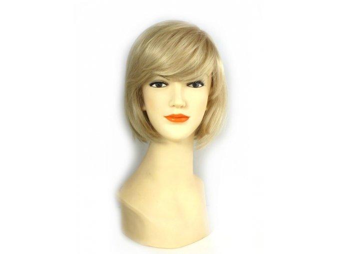 Paruka z umělých vlasů CHEMO - CHAMPAGNE / LIGHT.