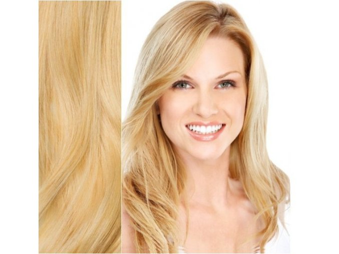 Prodlužování vlasů levně, Východoevropské vlasy