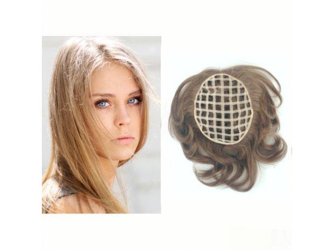 Vlasová integrace ženy síťka