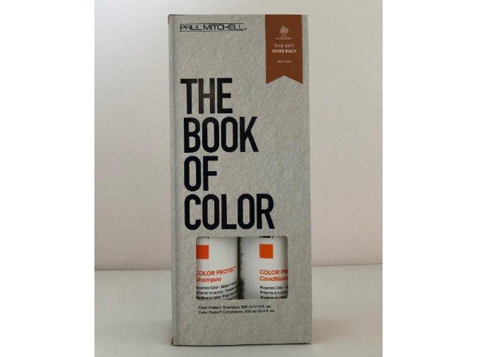 Paul Mitchell The Book of Color- dárková sada na barvené vlasy