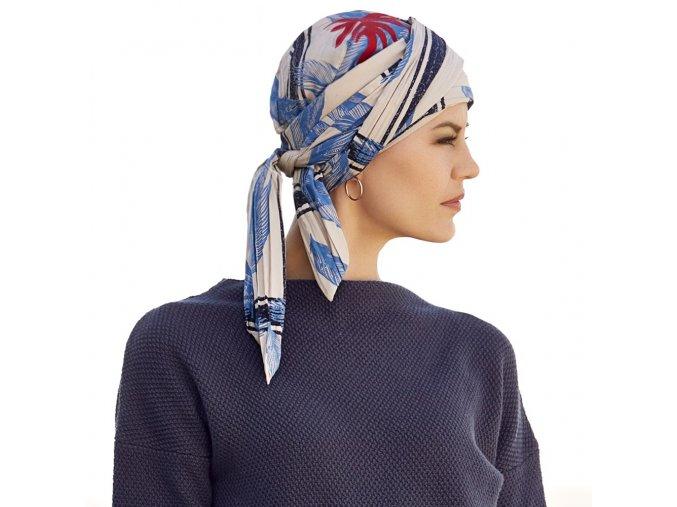 Šátek Turban Joli scarf-long 1107-0378