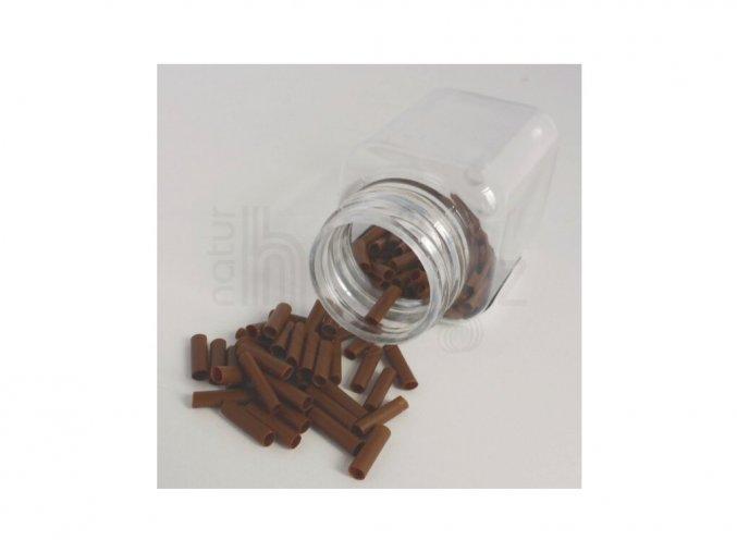 Trubičky pro metodu BOND PLUS 100 ks - barva hnědá
