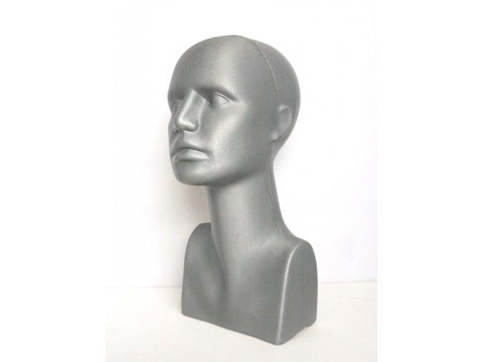 hlava stojan na paruky