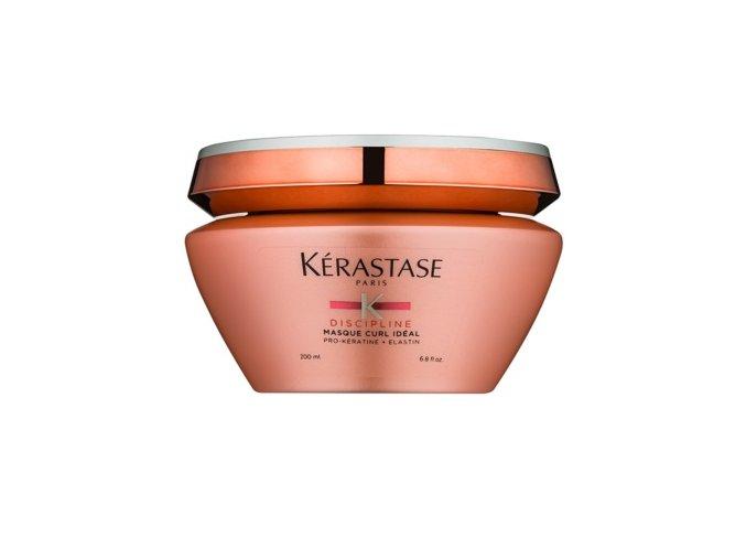 kerastase discipline curl ideal maska pro nepoddajne vlasy 14