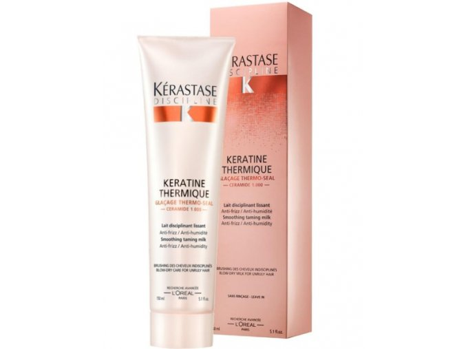 Kérastase Discipline Keratine Thermique Smoothing Taming Milk