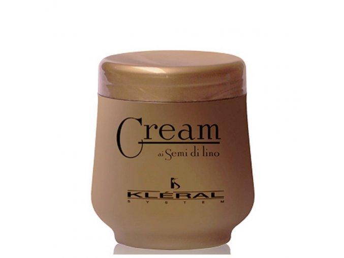 kleral system cream semi di lino 250ml