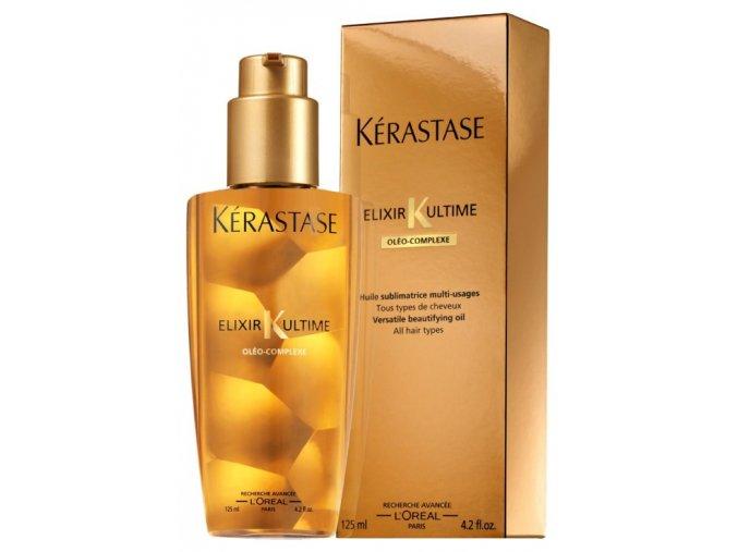 Kérastase Elixir Ultime - olej pro všechny typy vlasů (Versatile Beautifying Oil) 100 ml