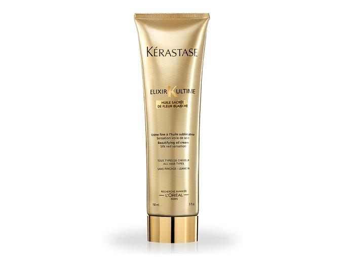Kérastase Elixir Ultime Creme Fine - jemná krémová všestranná péče na vlasy 150ml