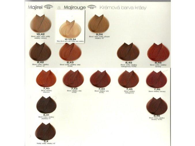 barva majirel loreal 8,45