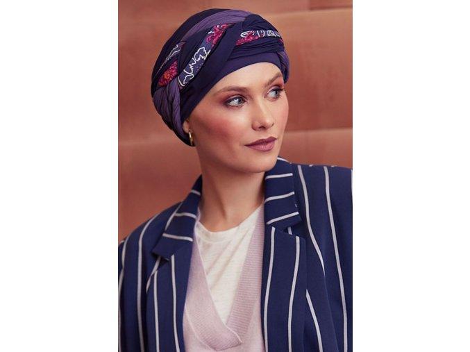 satek-turban-guna 1515-0369- po-chemoterapii