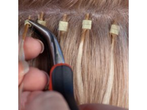Kurz-prodlužování-vlasů-Micro-Ring-predlžovania-vlasov