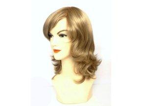 Paruka EVITA 18/26R - velmi kvalitní paruka z umělých vlasů